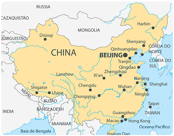 Resultado de imagem para territorio chines