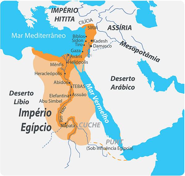 Universia ENEM  As Primeiras Sociedades Complexas Egito Antigo