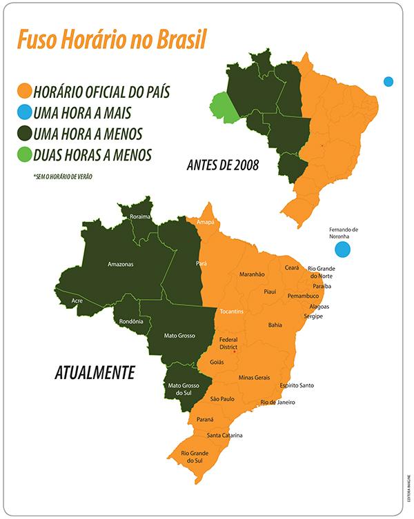 8ce4eba327e Universia ENEM - Fusos Horários no Brasil - Texto  Fusos Horários no ...