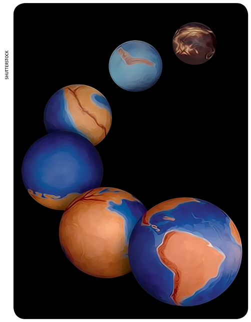 8 A atmosfera primitiva era constituída essencialmente por: